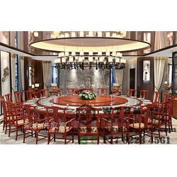 酒店餐桌椅设计 酒店餐桌椅供应商 酒店家具专业生产图片
