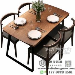 实木餐桌椅的 实木餐桌椅 实木餐桌椅的尺寸图片