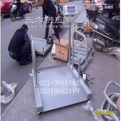 SCS-0.5医院透析轮椅秤图片