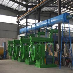 燃料颗粒机(图)|木屑制粒机成套|安丘木屑制粒机图片