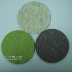 彩色羊毛毡片 羊毛毡垫图片