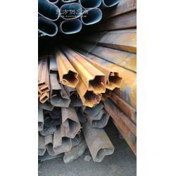 供应热镀锌尖椭圆管厂家规格图片