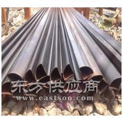 供应扇形管厂家,镀锌扇形钢管厂家图片