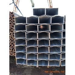 护栏镀锌面包管厂家-60乘80镀锌面包管厂家图片