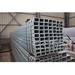 20乘80热镀锌方矩管制造厂家图片