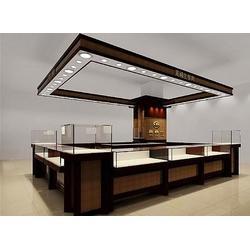 济南珠宝展柜制作、汝汝展柜厂(在线咨询)、济南珠宝展柜图片