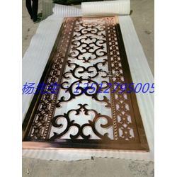 酒店铜艺屏风隔断 厂家铜板雕刻屏风生产过程图片