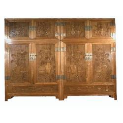 义兴公、定制顶箱柜、金丝楠木定制顶箱柜图片
