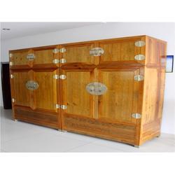 金丝楠木红木衣柜厂家,德州红木衣柜,义兴公图片