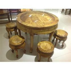 义兴公|青岛金丝楠木餐桌|金丝楠木餐桌供应商图片