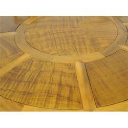金丝楠木餐桌餐椅-义兴公-义兴公金丝楠木餐桌餐椅图片