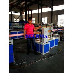 穿线管机器,管机器,德尔玛塑机图片