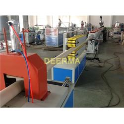 德尔玛塑机 pvc管生产线 pvc管生产线机器图片
