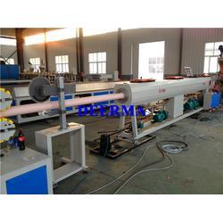 德尔玛塑机_pvc管生产_pvc管生产成本图片