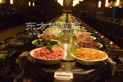巢湖旋转火锅设备,旋转火锅设备厂商,东晟餐饮机械图片