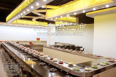 滨州旋转火锅设备 东晟餐饮机械 旋转火锅设备销售图片