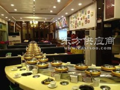 东晟餐饮机械(多图)_旋转火锅设备报价_奉节县旋转火锅设备图片
