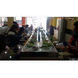 旋转火锅设备,忠县旋转火锅设备,东晟餐饮机械图片