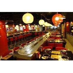 威海旋转火锅设备,东晟餐饮机械,旋转火锅设备出售图片
