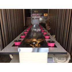 上海回转火锅设备_回转火锅设备_东晟餐饮机械图片
