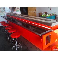 东晟餐饮机械、宁河县自助小火锅、回转自助小火锅图片