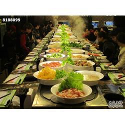 旋转火锅设备价钱,安顺旋转火锅设备,东晟餐饮机械(图)图片