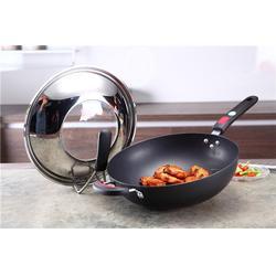 本真工贸质量可靠-生产精铸铁真不锈炒锅-精铸铁真不锈炒锅图片