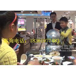 机器人发展凸现三大潮流 解决招人忙问题 餐厅送餐传菜机器人图片
