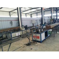 角钢法兰生产线定制-滁洲角钢法兰生产线-嘉迈机械经久耐用图片