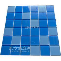 优惠直销厂家专业生产水晶玻璃马赛克图片