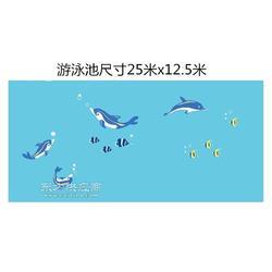 游泳池拼图陶瓷马赛克,游泳池陶瓷陶瓷马赛克厂家图片