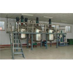 涂料生产线-无锡九明机械-建筑涂料生产线图片