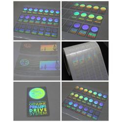 滄州3D激光鐳射標簽-宏達印刷圖片
