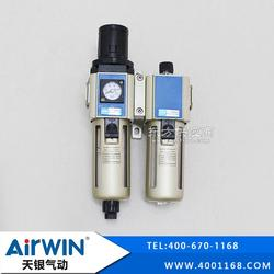 亚德客二联件-代替亚德客气源二联件的国内品牌-天银气动生产厂家直销图片