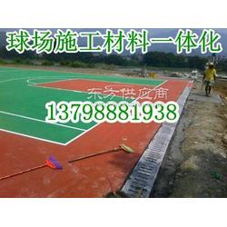 弥勒县丙烯酸球场施工球场围网图片
