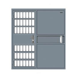 防火门卷帘门-卷帘门-牧城门业图片