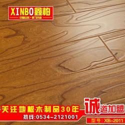 強化復合地板誠招加盟-強化復合地板-巖飛木業(查看)圖片