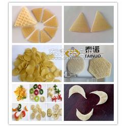 锅巴生产设备、休闲食品生产线图片