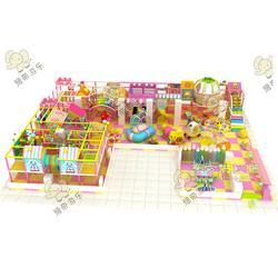 儿童乐园咨询 室内淘气堡便宜质量保证 豫帝游乐提供图片