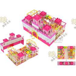 多少钱能建一个室内儿童乐园淘气堡系列图片