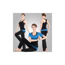瑜伽服秋冬新款/瑜伽服长袖/瑜伽服套装图片