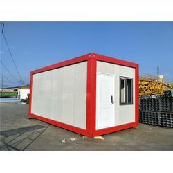 天津拼装箱框架选捷维诺-大王古庄箱式拼装箱-箱式拼装箱型材图片