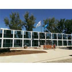 南开折叠活动房-折叠活动房直销-天津集装箱活动房选捷维诺图片