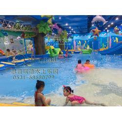 思普瑞德打造自主品牌的水上乐园设备图片