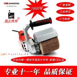 拉丝机、广州尚峰、拉丝机多少钱一台图片