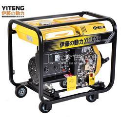 伊藤3kw柴油发电机YT3800X多少钱图片