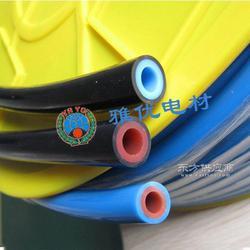 一卷起售 128 耐磨防火花,红蓝黑汽车夹具专用PU气管图片