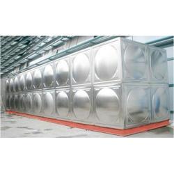 方形不锈钢消防水箱-苏州水箱-鸿迪金属制品(查看)图片