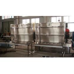 苏州水箱-不锈钢圆柱保温水箱-苏州鸿迪金属制品图片