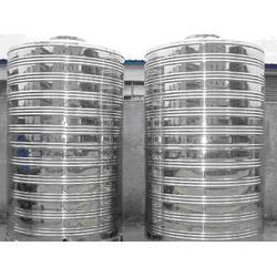 苏州水箱、苏州鸿迪金属制品 、smc玻璃钢消防水箱图片